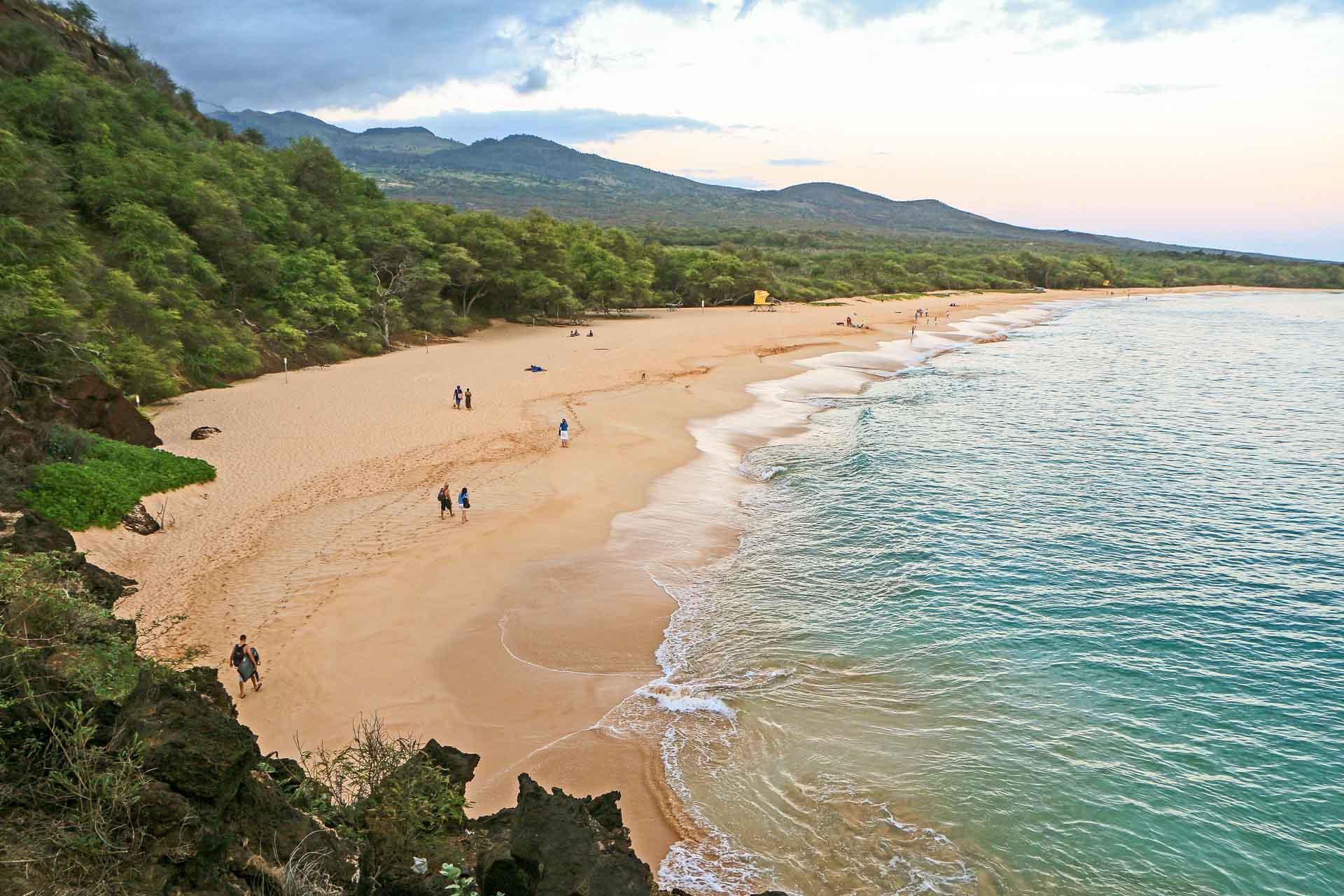 Makena State Park Little Beach