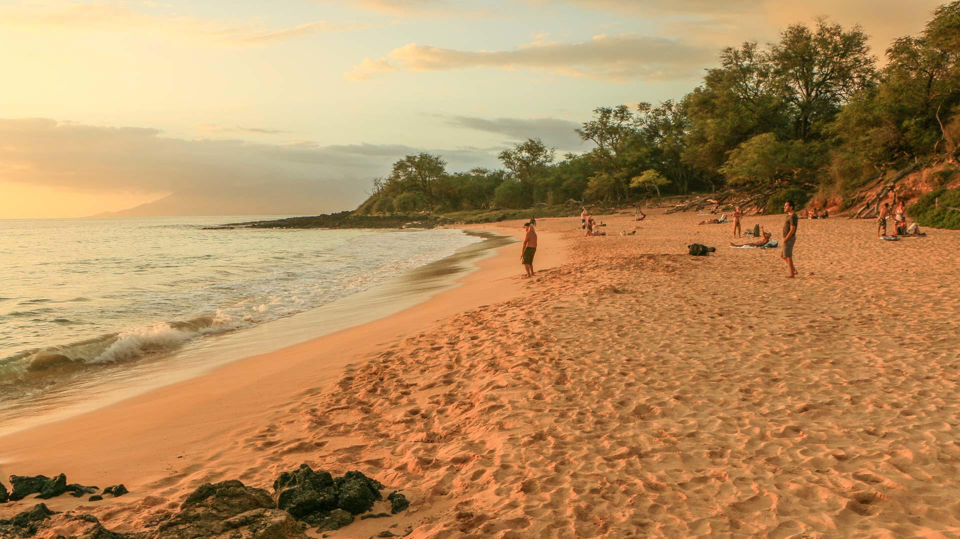weekday-little-beach-sunset