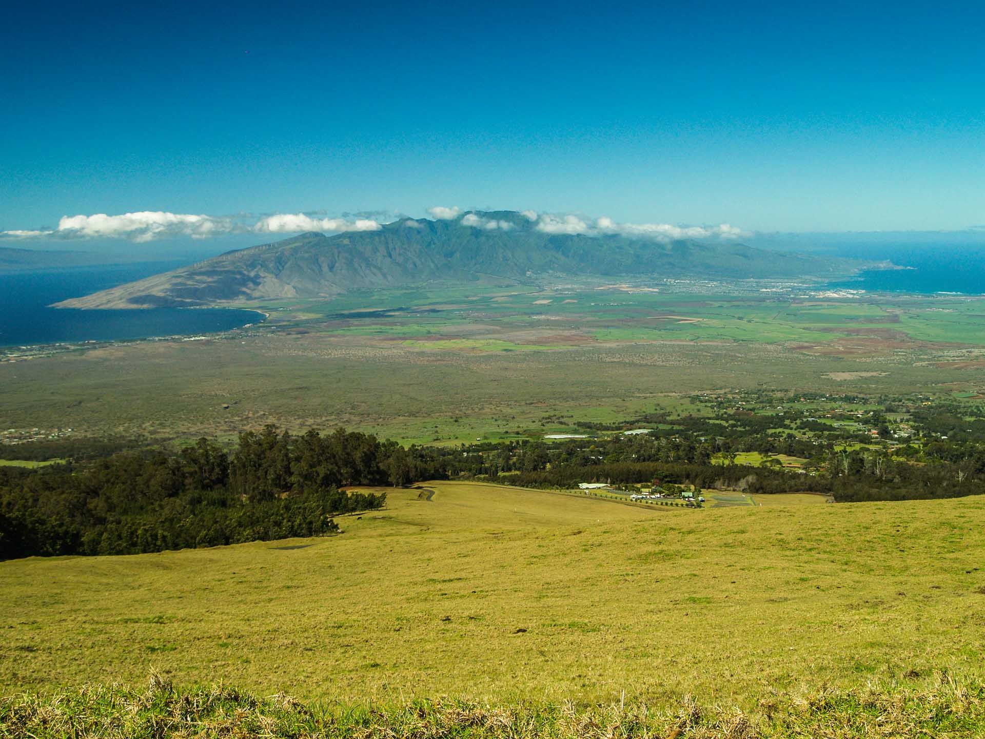 west maui central valley